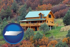 tennessee a mountainside vacation home